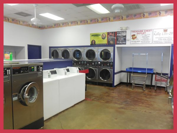 all american coin laundry